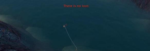 there is no loot